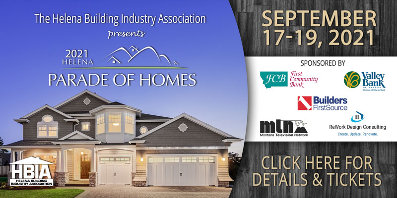 Parade of Homes Tickets and Information